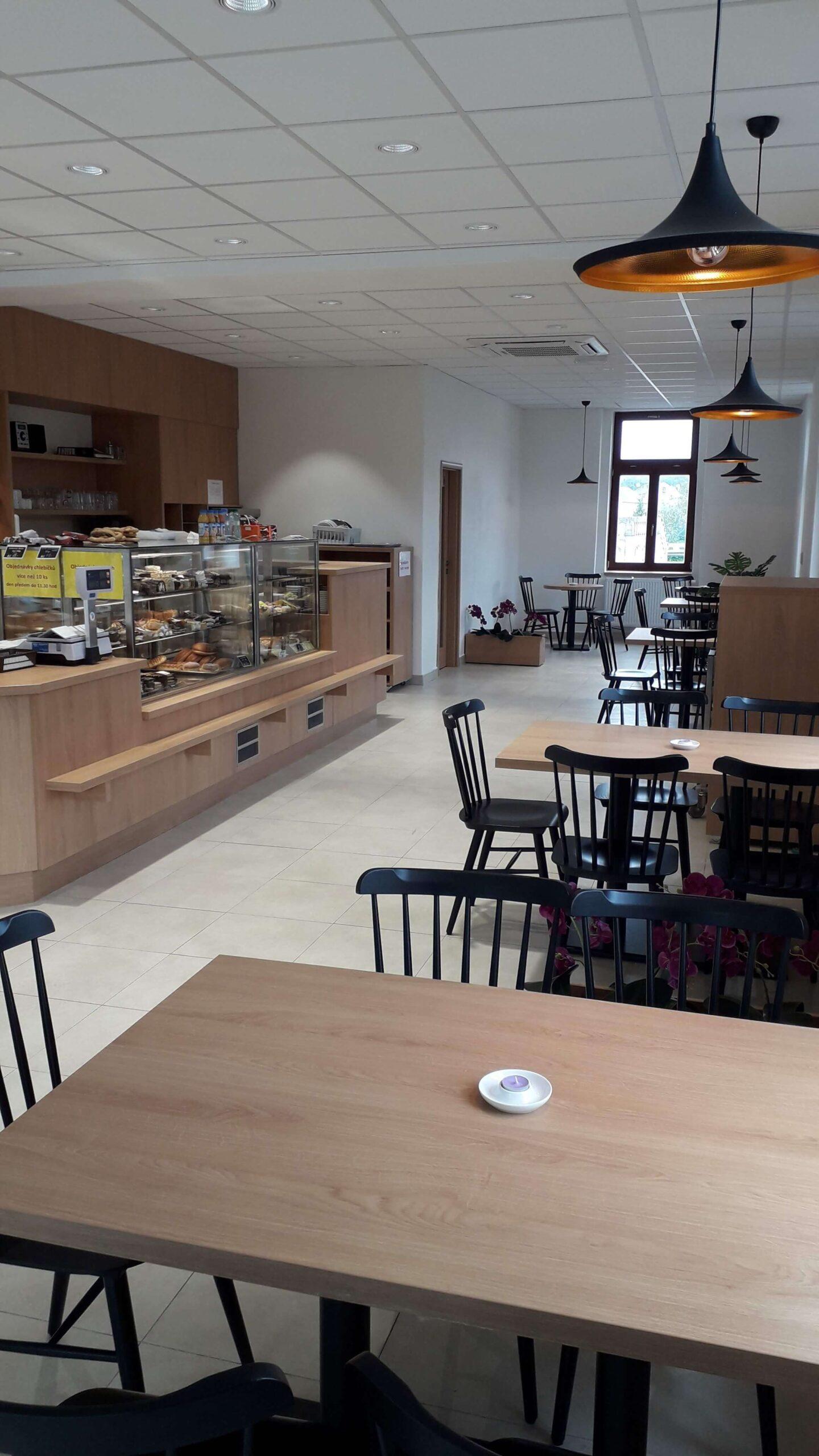 Cukrárna a kavárna Beroun